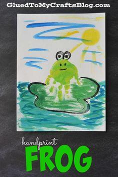 handprint-frog
