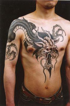 Tattoo by GENKO