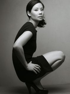 Lucy Liu by Annie Leibovitz, knowing your competition is important while learning their style and method. A great photograph can be unconventional and that is what draws viewers to love the photograph.
