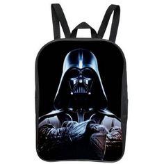 2017 Hot Sale Star Wars Backpack for Boys School Bags Kids Cartoon Bookbags Children School Bags Mochila Backpack Free Shipping