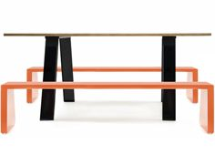 Jennirfer Newman | trestle table