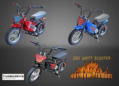 NEW 250W ELECTRIC RIDE ON DIRT MINI MOTO SCRAMBLER SCOOTER BIKE Scooter Bike, Kids Scooter, Scrambler, Scooters, Mini, Electric, Ebay, Motor Scooters, Mopeds