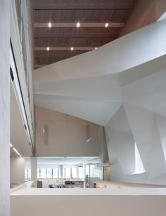 The Melbourne School of Design – a catalyst of inspiration with an innovative structural fabric designed in contemporay style by Nadaaa and John Wardle Architects