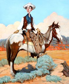 Big Country, 24 x 20, Oil on Canvas by Fred Calleri at a Scottsdale art gallery