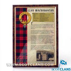 Clan McNaughton Hist