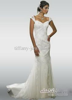 Wholesale Mermaid Wedding Dresses -