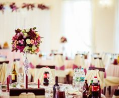Вишукане весілля марсала.