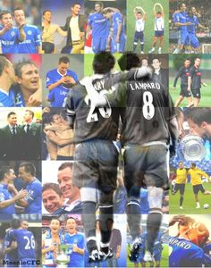 Lampard & Terry... ♥