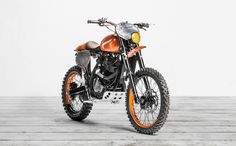 Animal Racer for Vanni Oddera - Build by Danilo Debarbieri - Photos by Dario Bologna #motorcycles #streettracker #motos | caferacerpasion.com