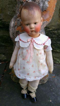 Old Dolls, Antique Dolls, Realistic Baby Dolls, Dream Doll, Vintage Paper Dolls, Hello Dolly, Reborn Babies, Beautiful Dolls, Doll Toys