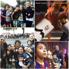 Foto tardia da passagem da #TochaOlimpica pela cidade de #Niteroi  Uma ocasião especial uma oportunidade única na vida desses pequeninos que viram a passagem da tocha rapidamente mas foram contagiados pela emoção de um grande evento se aproximando da área deles das ruas de casa da rotina.  Para futuras lembranças boas de uma infância feliz! Que venham os Jogos Olímpicos 2016!  #Maecomfilhos #famíliastica #shiraishis #amigosdocoracao #Rio2016