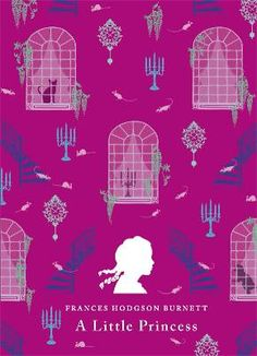 A Little Princess by Frances Hodgson Burnett, for ella's bookshelf