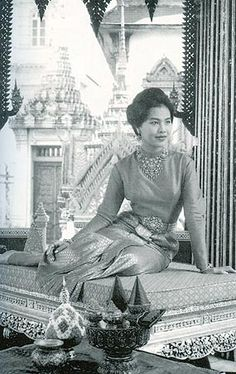 Her Majesty Queen Sirikit.  Loving Mother of the Thai Nation
