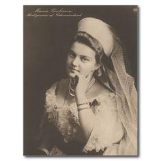 Grand Duchess Marie Pavlovna of Russia #062