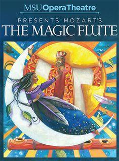 magic flute poster - Pesquisa Google