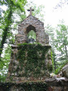 belltower shrinemont stone chapel  Orkney Springs, VA  http://www.shrinemont.com/