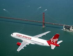 Virgin America is normally my favorite airline but the last couple of flights I had were a bit disappointing. Still love 'em.