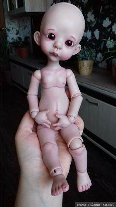 Моя креветочка. Моя первая шарнирочка. Кукла Кондрашовой Ирины / Авторские шарнирные куклы своими руками / Бэйбики. Куклы фото. Одежда для кукол