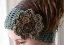 Free Crochet Headband Patterns - Bing Bilder ❥Teresa Restegui http://www.pinterest.com/teretegui/❥