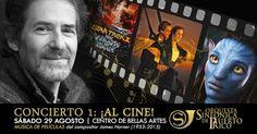 Concierto 1: ¡Al #cine! con música de #películas como #StarTrekII : The #WrathofKhan, #Titanic, #Avatar #Braveheart #Apollo13 #TheMask ofZorro ...interpretadas por la #Orquesta #Sinfónica de #PuertoRico el sábado, 29 de agosto. Boletos en @ticketpop >> http://bit.ly/ospr-cespeciales2015-16  #symphonic #orchestra #moviemusic #conciertos #ticketpop #concert #concerts #concerttime #concertlife #music #love #bestsong #goodmusic #instamusic #musica #concierto #boletos #tickets #onsale #movies