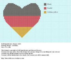 Patriotic Hearts – Germany