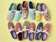 Taylor Swift pour Keds #sneakers #keds