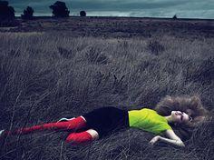 Against Nature. W Magazine. Photographs by Mert Alas & Marcus Piggott.