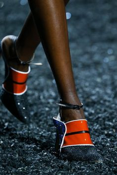 Mary-Katrantzou Spring-2015 shoes