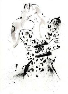 Illustrations for FLAIR Magazine by YOCO : yoco-fashion-illustration-flair_final1.jpg http://www.dutchuncle.co.uk/yoco-fashion-illustrations
