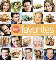 Food Network Cookbook