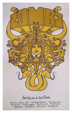 Zombi  Print 06 - by