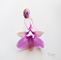 Whimsical Flower Art by Lim Zhi Wei of Love Limzy | Flowerona