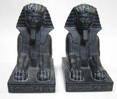 sphinx bookends