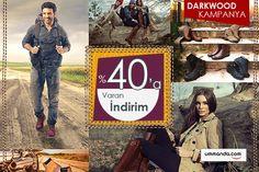 #Darkwood ile ayağınız kışa hazır! %40'a varan #indirim fırsatını kaçırmayın! http://www.ummanda.com/darkwood-kat0-marka1160.html