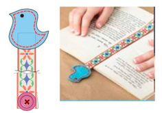 Afterschool Special Bookmark: Kids Arts & Crafts Project