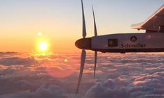 Solar-Powered Plane Completes Critical Leg of Global Journey