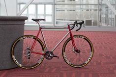 2013 NAHBS: Shamrock Cycles Cross