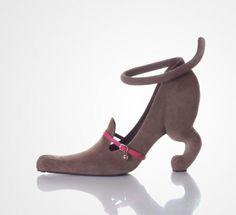 Каблук от Коби Леви (Kobi Levi) израильского дизайнера обуви.