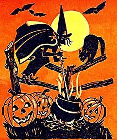A Nostalgic Halloween