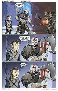 Oh Kratos - Abraham Kresnik - Google+