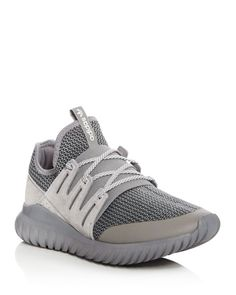 separation shoes 06a71 e7677 Adidas Men s Tubular Radial Lace Up Sneakers Men - Bloomingdale s