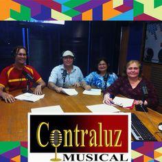 DISFRUTA con CONTRALUZ MUSICAL un encuentro con el canto y la polifonía, CALIDAD TOTAL!! domingos 3pm x Urbe 96.3Fm
