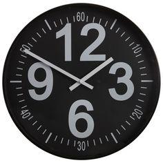 Code Clock 40cm | Freedom Furniture and Homewares