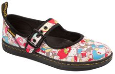 I am way way close to 40 and I really really want these Hello Kitty shoes.  Don't be a hater. $110.00