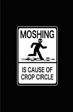Do Not Mosh