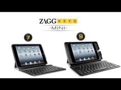 Trying out the ZaggMini7 for mobile use