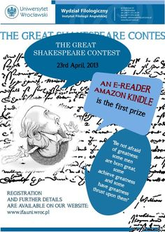The Great Shakespeare Contest