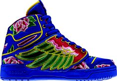 buy popular 1ef2d 74c62 Adidas by Jeremy Scott  lt 3  lt 3  lt 3 Adidas Wing Shoes