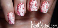valentine fingernails - Google Search