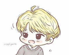 This fanart is so cute (❁´▽`❁) #infinite #sunggyu #dongwoo #woohyun #hoya #sungyeol #myungsoo #sungjong